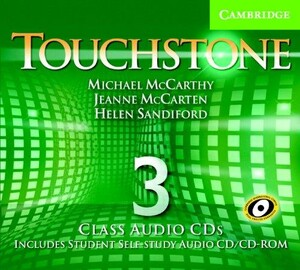 Touchstone 3 Class Audio CDs (4)