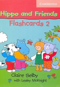 Hippo and Friends 2 Flashcards (Pack of 64)