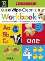 Early Learners: Wipe Clean Workbook