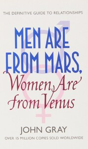 Men Are from Mars, Women Are from Venus [Paperback] (9780722538449)