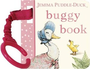 Jemima Puddle-Duck Buggy Book - PR Baby Books