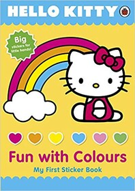 Hello Kitty: Fun with Colours My First Sticker Book