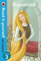 Rapunzel - Read It Yourself With Ladybird Level 3 - Read It Yourself