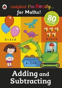 I'm Ready for Maths! Adding and Subtracting Sticker Workbook
