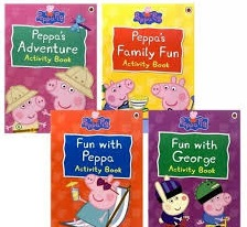 Peppa Pig: Activity Pack 2014