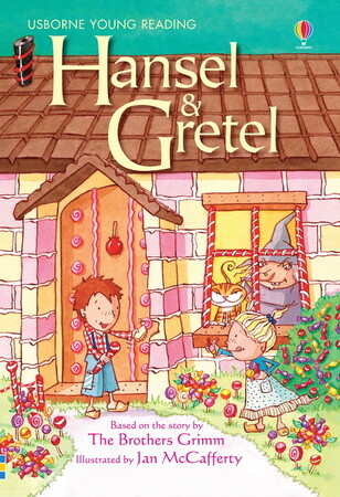 Hansel and Gretel + CD