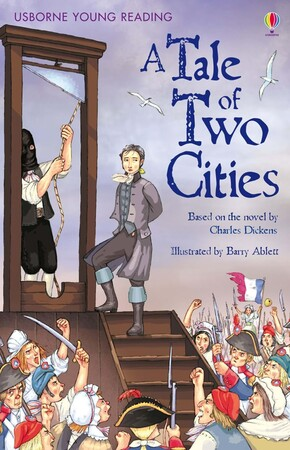 Фото A Tale of Two Cities (Young Reading Level 3).