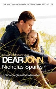 Dear John (Film Tie-In) B-format (9780751541885)