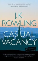 Casual Vacancy,The [Paperback]