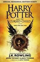 Harry Potter 8 Cursed Child, Parts 1&2 The Official Script Book of the Original West End Production