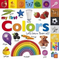 My first colours - by DK