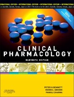 Clinical Pharmacology, International Edition, 11th Edition (Price Group C (limited discount))