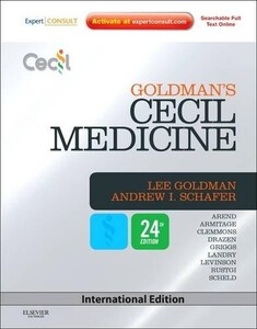 Goldman's Cecil Medicine, International Edition, 24th Edition