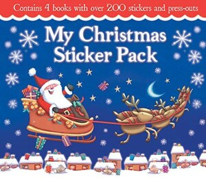 Sticker and Activity Pack - Christmas