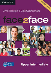 Фото Face2face 2nd Edition Upper Intermediate Class Audio CDs (3).