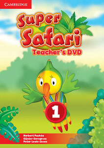 Super Safari 1 Teacher's DVD