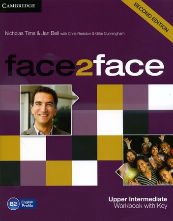 Face2face 2nd Edition Upper Intermediate Workbook with Key (9781107609563)