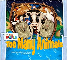 Our World 1: Too Many Animals Big Book