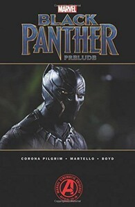 Marvels Black Panther Prelude