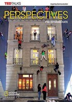 TED Talks: Perspectives Pre-Intermediate Student Book