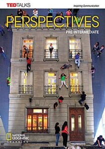 TED Talks: Perspectives Pre-Intermediate Student Book (9781337277167)