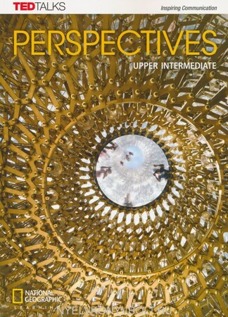 TED Talks: Perspectives Upper-Intermediate Student Book (9781337277181)