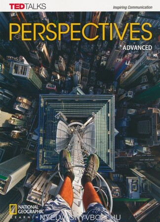 Фото TED Talks: Perspectives Advanced Student Book (9781337277198).