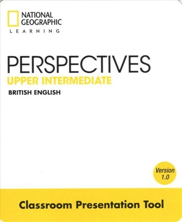 Фото TED Talks: Perspectives Upper-Intermediate Classroom Presentation Tool CD-ROM.