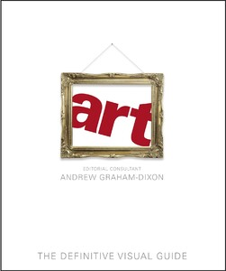 The Definitive Visual Guide: Art (9781405322430)