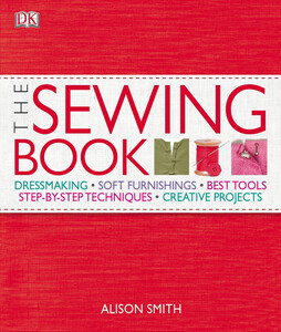 The Sewing Book (9781405335553)