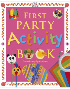 First Party Activity Book (eBook)