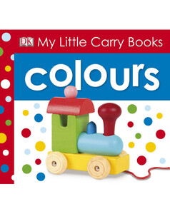 My Little Carry Book Colours (eBook)