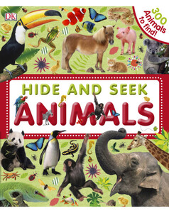 Hide and Seek Animals (eBook)