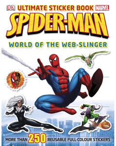 Spider-Man Ultimate Sticker Book World of the Web-slinger