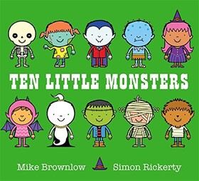 Ten Little: Monsters