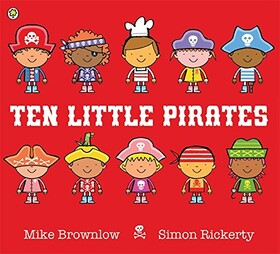 Ten Little: Pirates