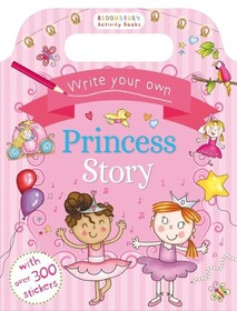 Bloomsbury Activity: Write Your Own Princess Story