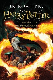 Harry Potter 6 Half Blood Prince Rejacket [Hardcover]