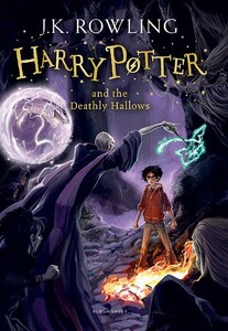 Harry Potter 7 Deathly Hallows Rejacket [Hardcover] (9781408855959)