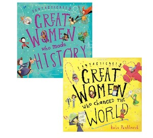Fantastically Great Women Collection - набор из 2 книг (9781526607294)
