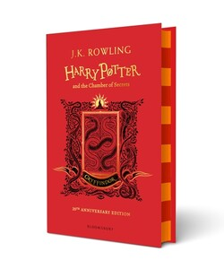 Harry Potter 2 Chamber of Secrets - Gryffindor Edition [Hardcover] (9781408898093)