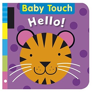 Baby Touch: Hello! Buggy Book. 0-2 years