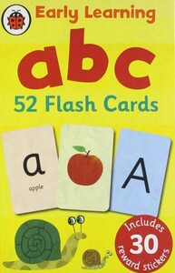 Early Learning: ABC (Cards)