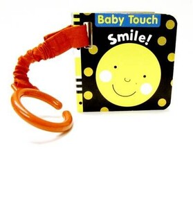 Baby Touch: Smile! Buggy Book. 0-2 years