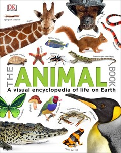 The Animal Book - by DK