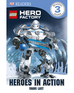 LEGO® Hero Factory Heroes in Action (eBook)