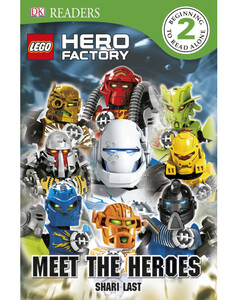 LEGO® Hero Factory Meet the Heroes (eBook)