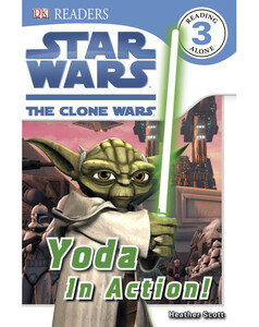 Star Wars Clone Wars Yoda in Action! (eBook)
