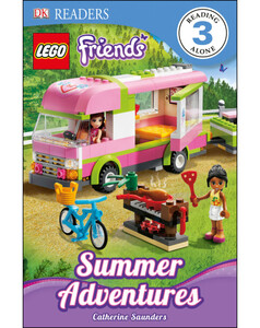 LEGO® Friends Summer Adventures (eBook)