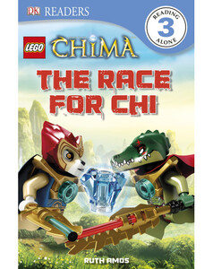 LEGO® Legends of Chima The Race for CHI (eBook)